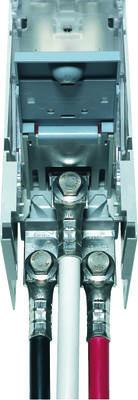 EUROSWITCH DIN2 - Schraubanschluss 3xM12