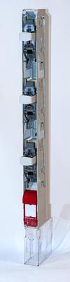 xTRIVER+ DIN00  - KVK Ausführung PEN Schiene kurz