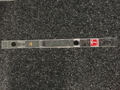 Blindelement DIN00 - 185/185mm