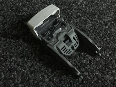 Zubehör: Schaltgriff  kompl. zu TRIVER+ Lastschaltleiste 400A