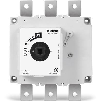 TELERGON Lasttrennschalter S6 - 500A