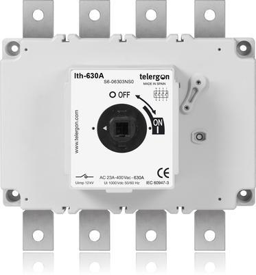 TELERGON Lasttrennschalter S6 - 630A