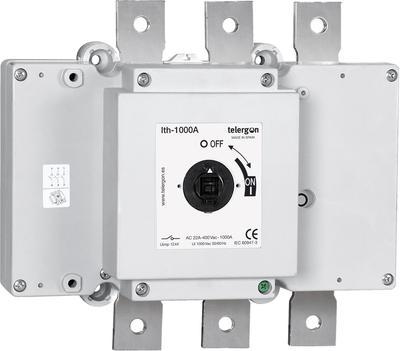 TELERGON Lasttrennschalter S5 XL - 1000A