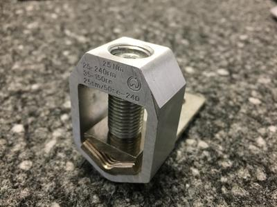 V-Direktanschlussklemme 35-95/50-240mm2