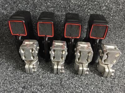 TOGA Set XL 1000kVA kompl. (4x M42x3)