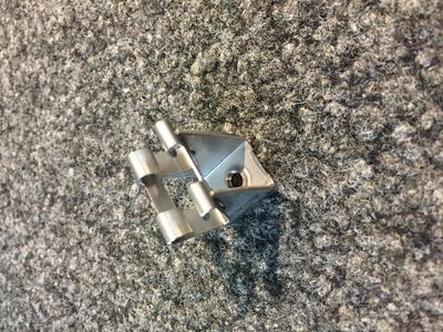 Leitungshalter zu Ringverbinder 8mm